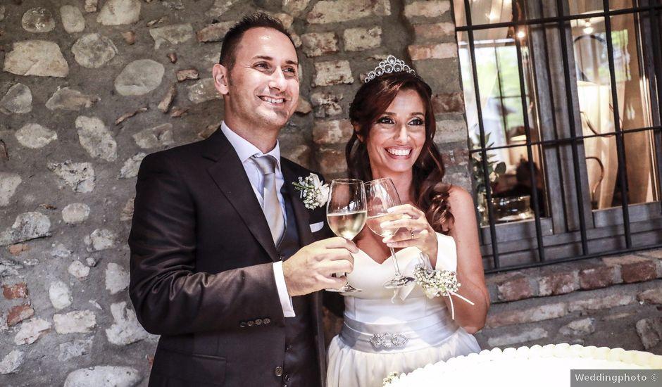 Il matrimonio di Fabrizio e Maria Grazia a Carate Brianza, Monza e Brianza