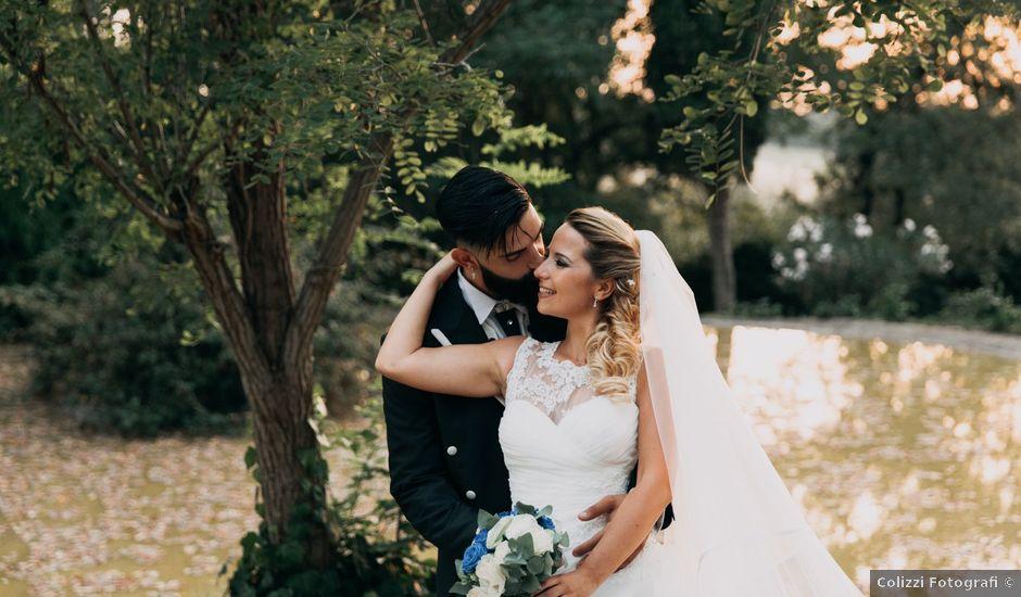 Il matrimonio di Francesco e Barbara a Roma, Roma