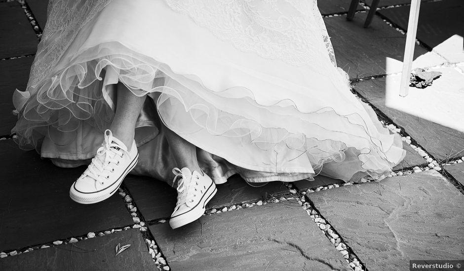 Il matrimonio di Andrea e Francesca a Pedara, Catania