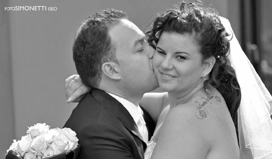 Il matrimonio di Luca e Simona a Pisogne, Brescia
