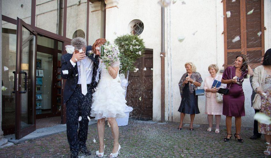 Il matrimonio di Annalisa e Marco a Albairate, Milano