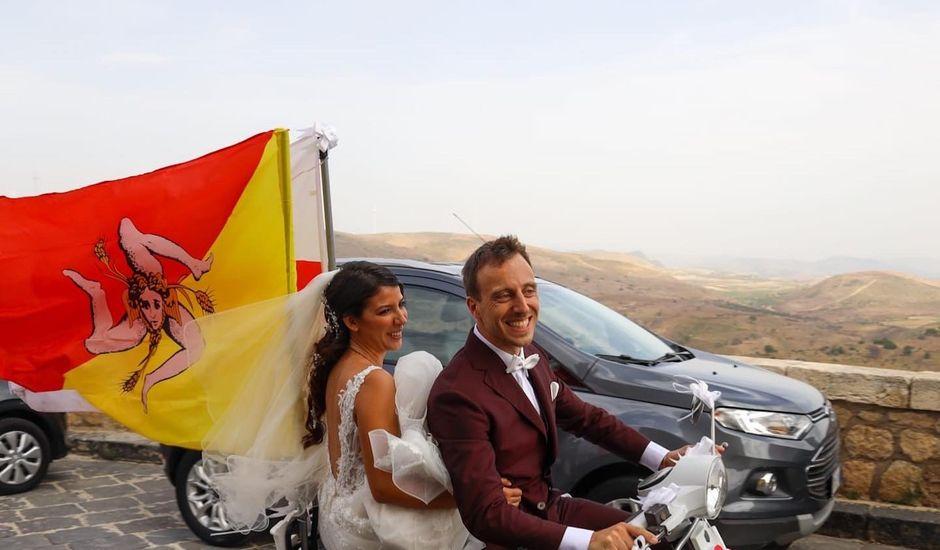 Il matrimonio di Andrea e Francesca a Butera, Caltanissetta