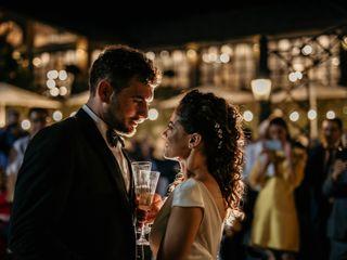 Le nozze di Benedetta e Adrian