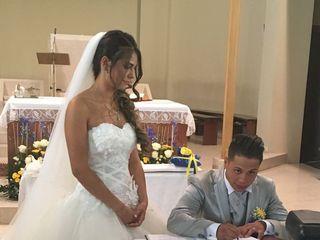 Le nozze di Arianna  e Salvatore  2