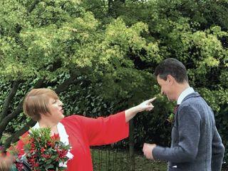 Le nozze di Marilú  e Michele
