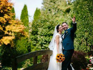 Le nozze di Ilenia e Enrico