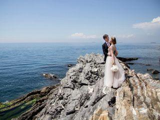 Le nozze di Margarita e Emanuele
