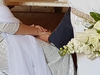 Le nozze di Giuliana  e Felipe