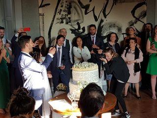 Le nozze di Giuliana  e Felipe 3
