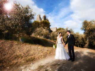 Le nozze di Tonia e Fabio