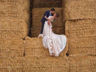 Le nozze di Deborah e Claudio