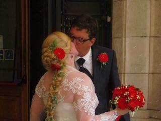 Le nozze di Francesco  e Daniela 1
