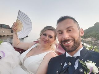 Le nozze di Ramona  e Vincenzo