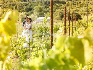 Le nozze di Aurora e Luca