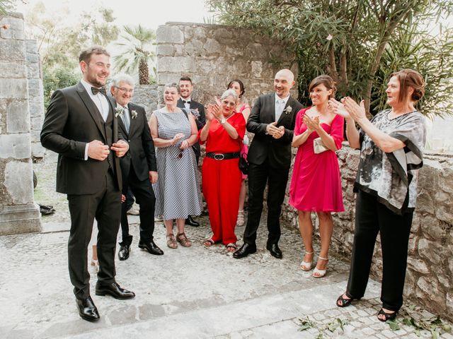 Il matrimonio di Adrian e Benedetta a Rocca d'Evandro, Caserta 16