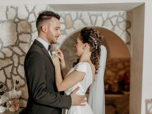 Il matrimonio di Adrian e Benedetta a Rocca d'Evandro, Caserta 24