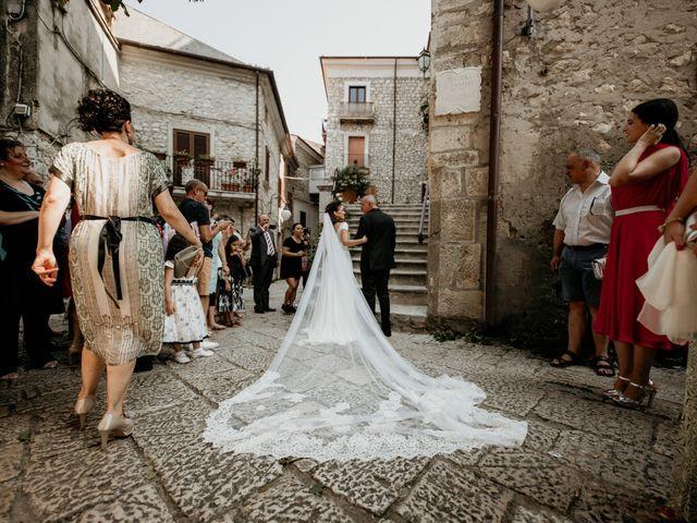 Il matrimonio di Adrian e Benedetta a Rocca d'Evandro, Caserta 29