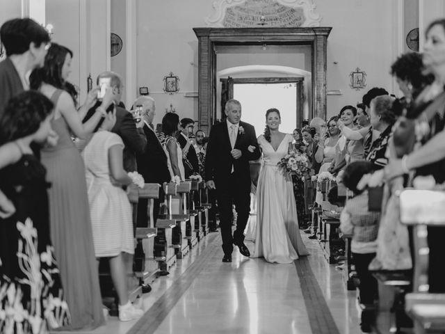 Il matrimonio di Adrian e Benedetta a Rocca d'Evandro, Caserta 31