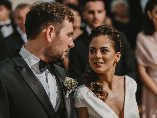 Il matrimonio di Adrian e Benedetta a Rocca d'Evandro, Caserta 32