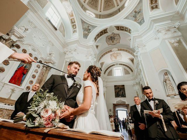 Il matrimonio di Adrian e Benedetta a Rocca d'Evandro, Caserta 35