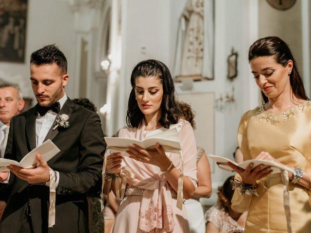 Il matrimonio di Adrian e Benedetta a Rocca d'Evandro, Caserta 40