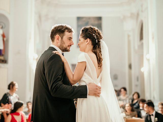 Il matrimonio di Adrian e Benedetta a Rocca d'Evandro, Caserta 43