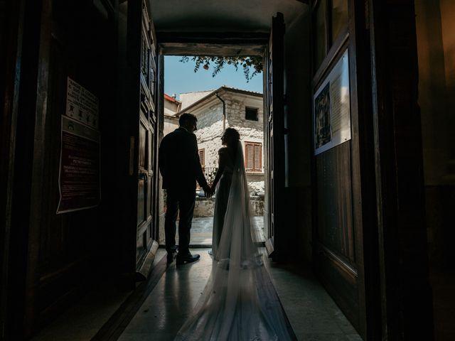 Il matrimonio di Adrian e Benedetta a Rocca d'Evandro, Caserta 45