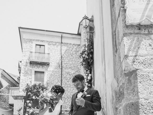 Il matrimonio di Adrian e Benedetta a Rocca d'Evandro, Caserta 46