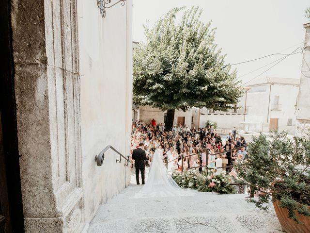 Il matrimonio di Adrian e Benedetta a Rocca d'Evandro, Caserta 47