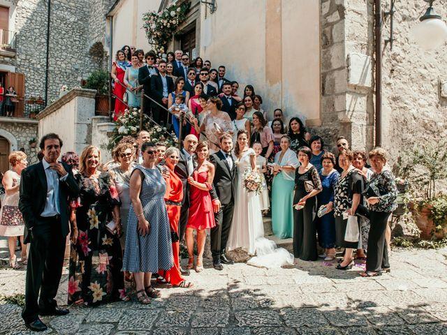 Il matrimonio di Adrian e Benedetta a Rocca d'Evandro, Caserta 52