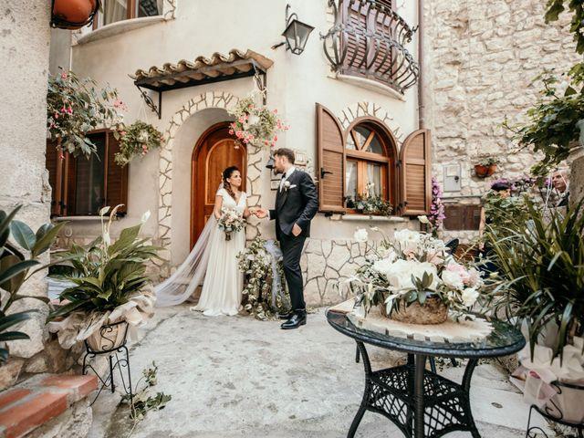 Il matrimonio di Adrian e Benedetta a Rocca d'Evandro, Caserta 53