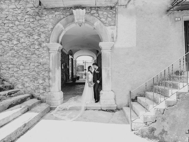 Il matrimonio di Adrian e Benedetta a Rocca d'Evandro, Caserta 55