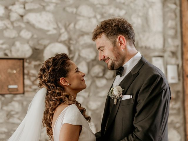 Il matrimonio di Adrian e Benedetta a Rocca d'Evandro, Caserta 56