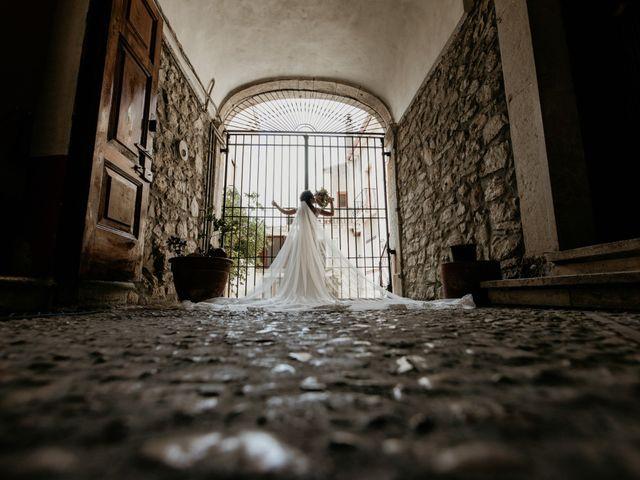 Il matrimonio di Adrian e Benedetta a Rocca d'Evandro, Caserta 58