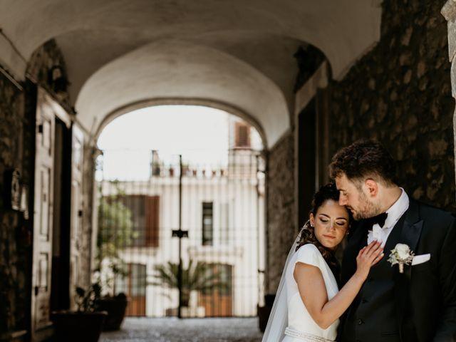 Il matrimonio di Adrian e Benedetta a Rocca d'Evandro, Caserta 60