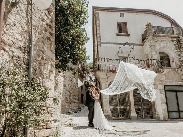 Il matrimonio di Adrian e Benedetta a Rocca d'Evandro, Caserta 62