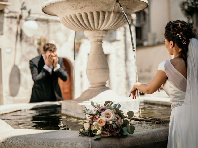Il matrimonio di Adrian e Benedetta a Rocca d'Evandro, Caserta 64