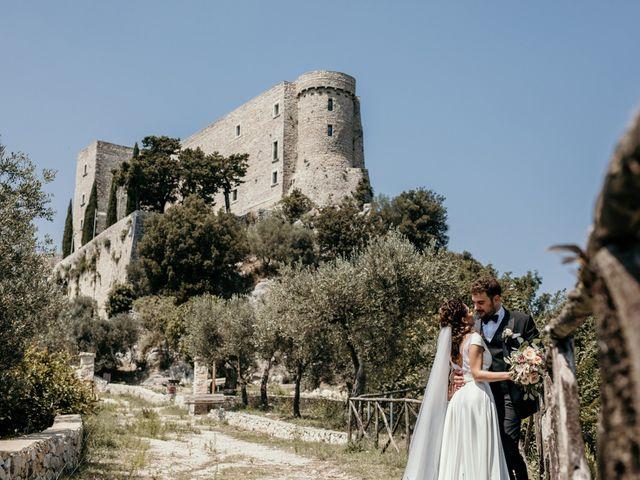 Il matrimonio di Adrian e Benedetta a Rocca d'Evandro, Caserta 70