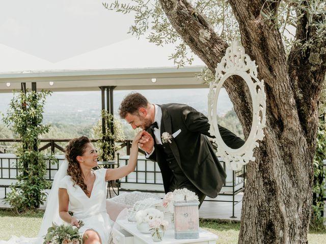 Il matrimonio di Adrian e Benedetta a Rocca d'Evandro, Caserta 71