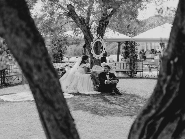 Il matrimonio di Adrian e Benedetta a Rocca d'Evandro, Caserta 73