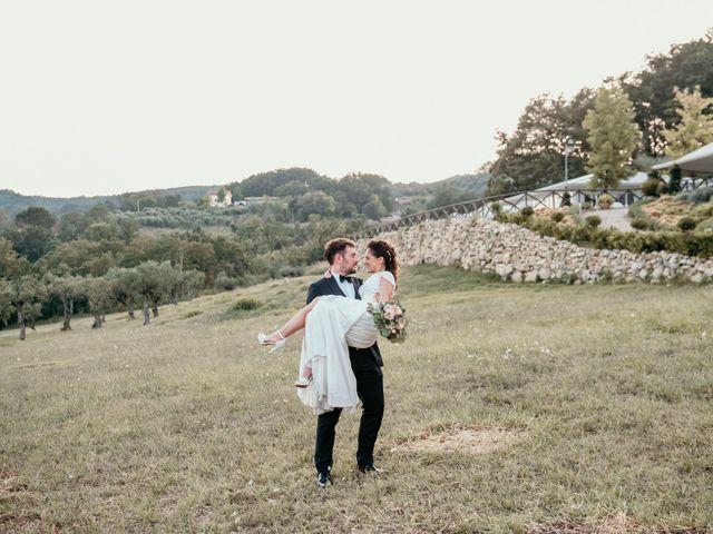 Il matrimonio di Adrian e Benedetta a Rocca d'Evandro, Caserta 81