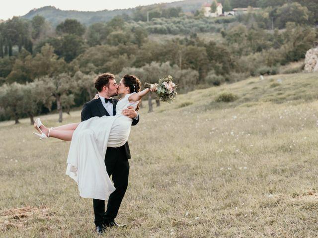 Il matrimonio di Adrian e Benedetta a Rocca d'Evandro, Caserta 82