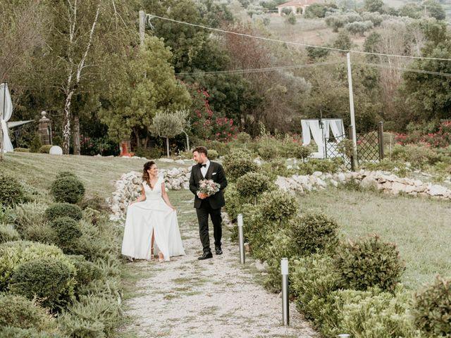 Il matrimonio di Adrian e Benedetta a Rocca d'Evandro, Caserta 83