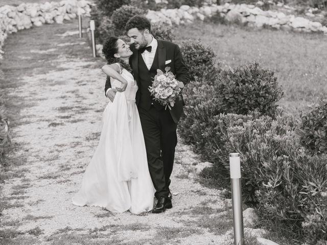 Il matrimonio di Adrian e Benedetta a Rocca d'Evandro, Caserta 84