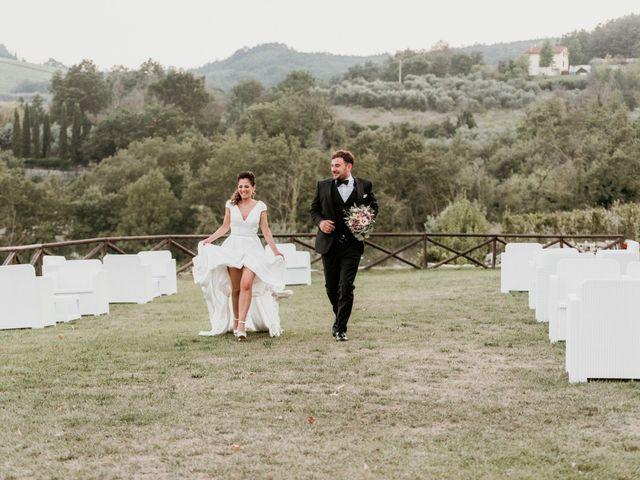 Il matrimonio di Adrian e Benedetta a Rocca d'Evandro, Caserta 87