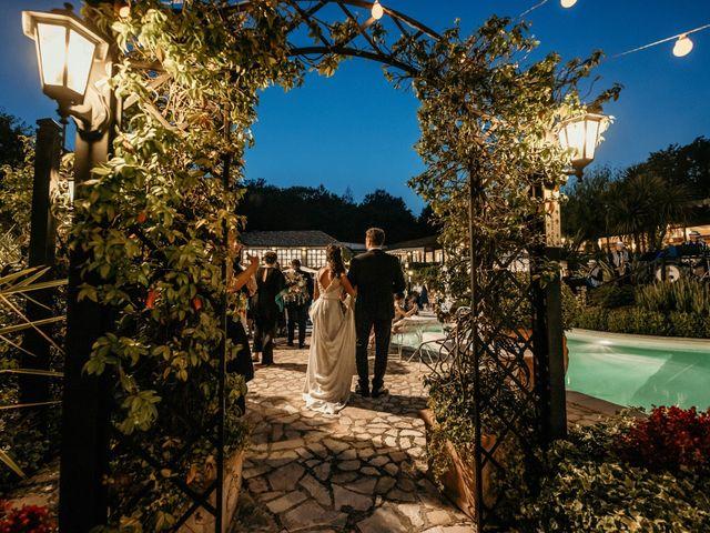 Il matrimonio di Adrian e Benedetta a Rocca d'Evandro, Caserta 92