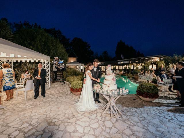 Il matrimonio di Adrian e Benedetta a Rocca d'Evandro, Caserta 95