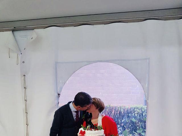 Il matrimonio di Michele  e Marilú  a Albano Sant'Alessandro, Bergamo 8