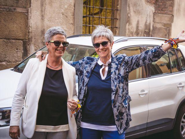 Il matrimonio di Patrizia e Mariana a Lucca, Lucca 1