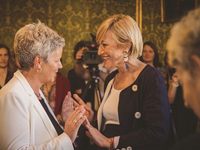 Il matrimonio di Patrizia e Mariana a Lucca, Lucca 3